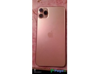 Iphone 11 pro max Golden 45 days used
