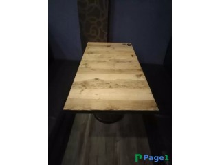 Cafe Sofa and Table