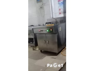 Fryer Double Tube Automatic 24 liter