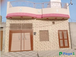 3 Beds and 2 Bath - 3.5 Marla house for sale
