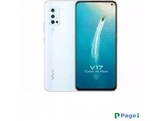 Vivo v17 only 5 day used Online Check Warranty white Color